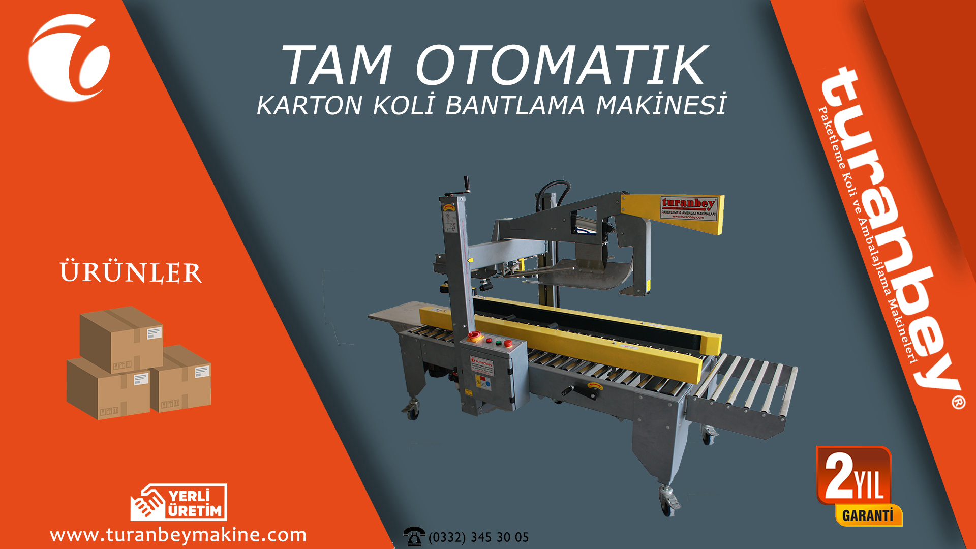 Fully Automatic Carton Closing Machine